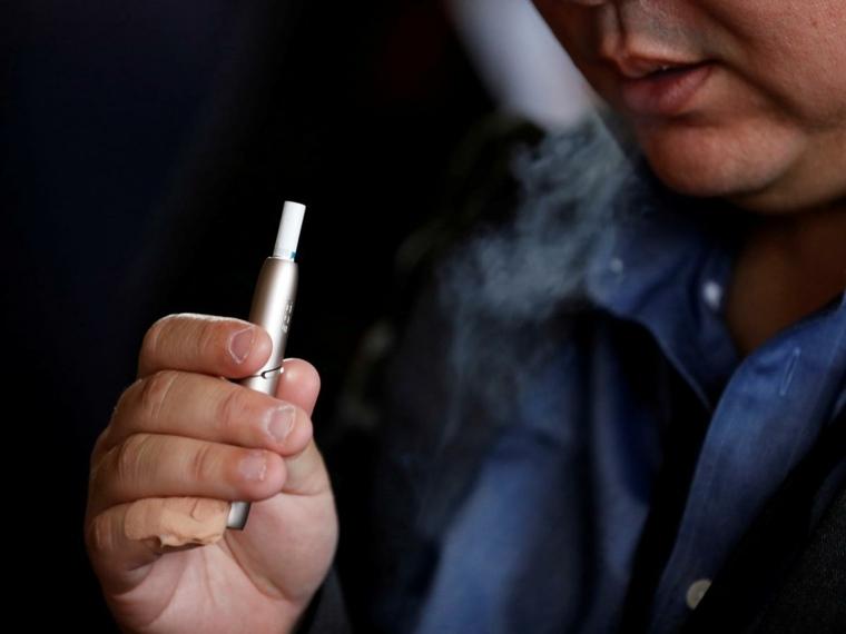 Cigarro electrónico sin humo