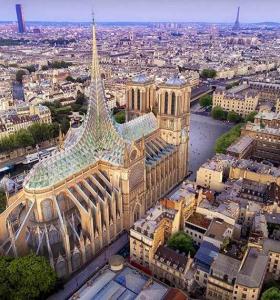 Vincent-Callebaut-catedral-Notre-Dame-estilo