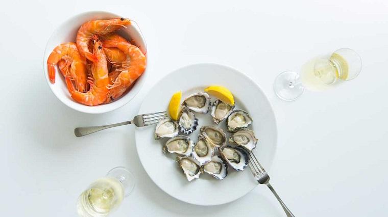 alimentos-buenos-para-el-corazon-mariscos