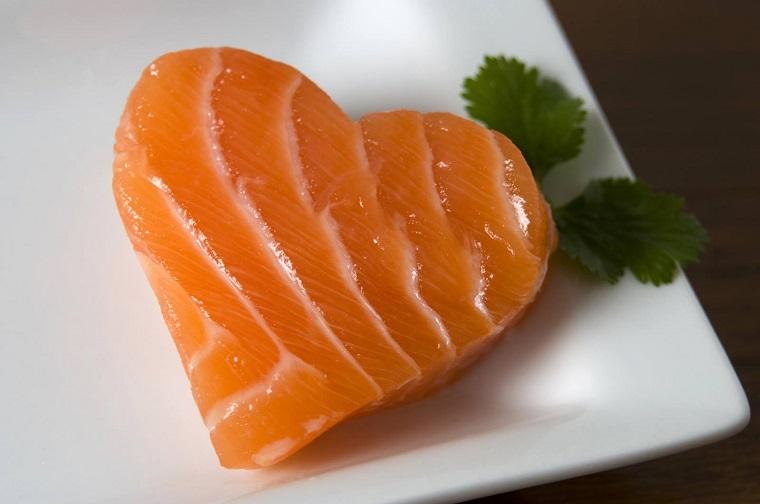alimentos buenos para el corazón-salmon