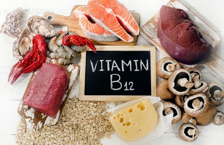 alimentos con b12 alta