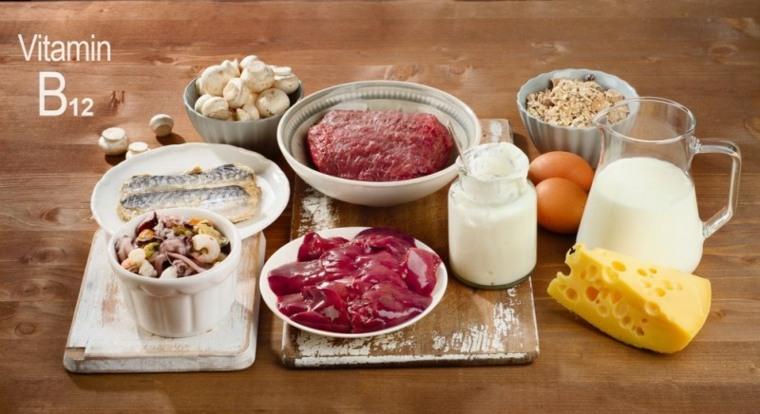 alimentos que contienen vitaminaB12