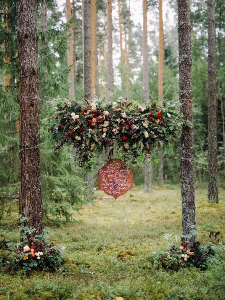 altar-boda-bosque-arboles