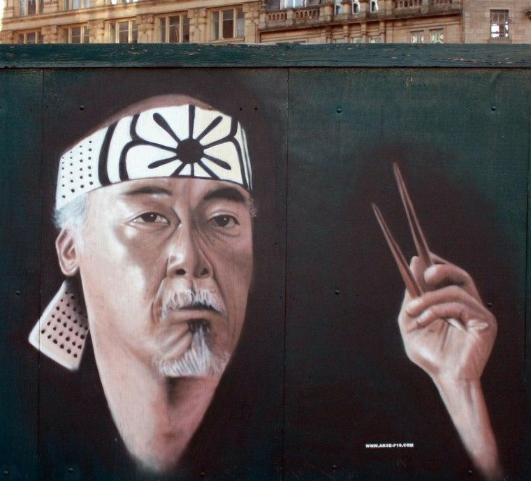 arte callejero chino