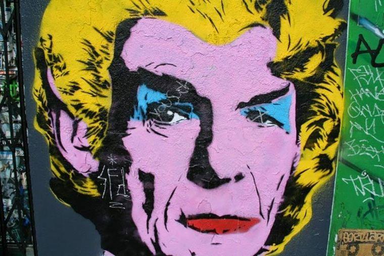 arte callejero popcultura