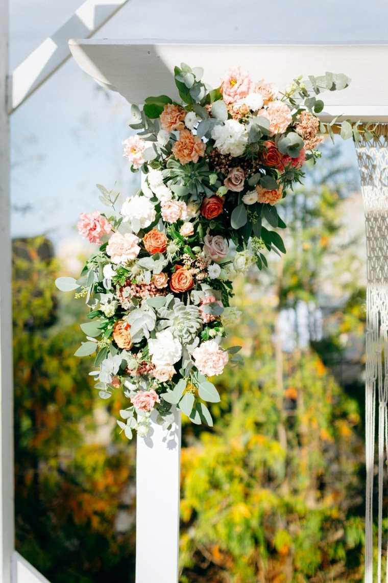 boda-boho-chic-estilo-flores-decoracion
