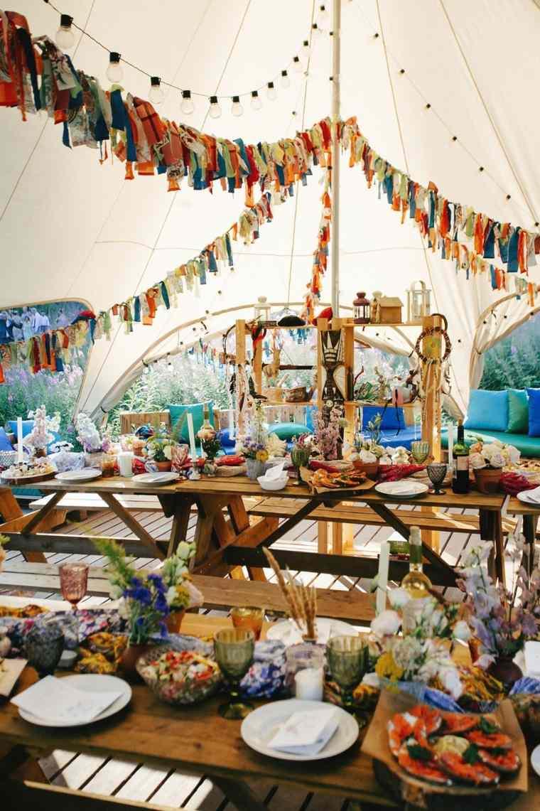 boda boho chic-estilo-original-opciones