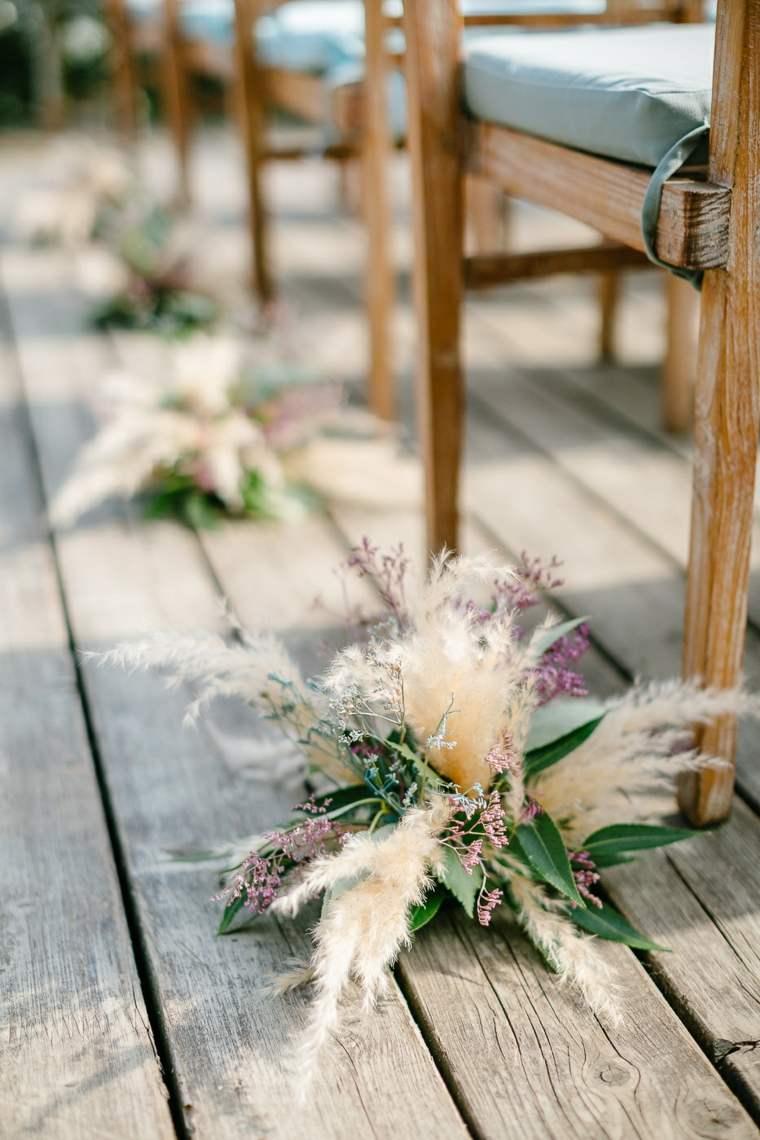 boda-estilo-boho-gitano-camino-altar-decoracion