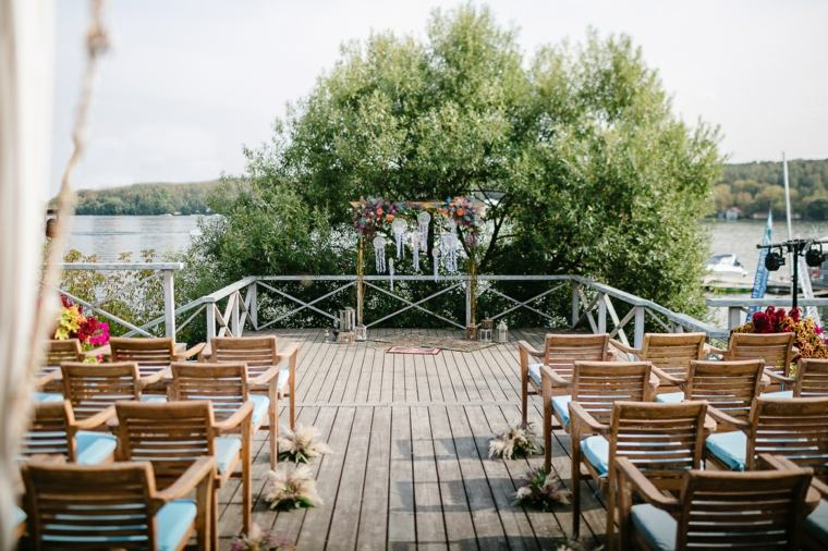 boda-estilo-boho-gitano-camino-altar