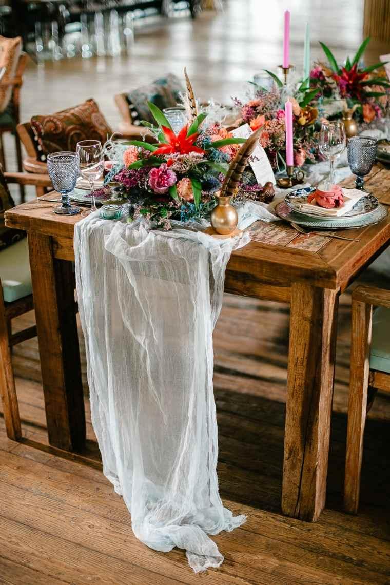 boda-estilo-boho-gitano-centro-mesa