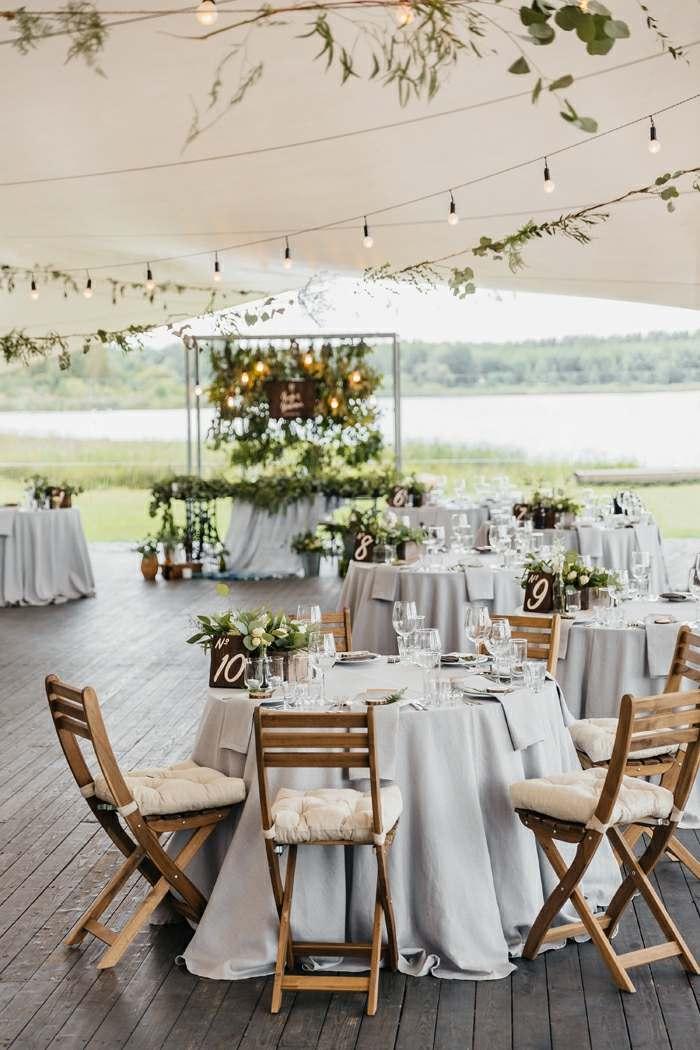 bodas temáticas-estilo-minimalista-cena