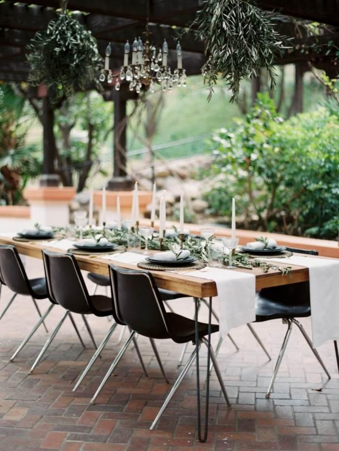 bodas temáticas estilo-minimalista-decoracion-simple