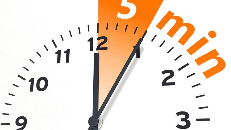cinco minutos-ideas-regla-consejos