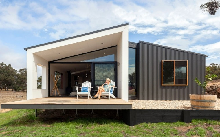 cómo decorar una terraza pequeña-estilo