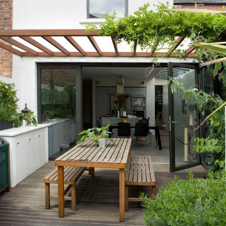 como-decorar-una-terraza-pequeña-techo-edificio