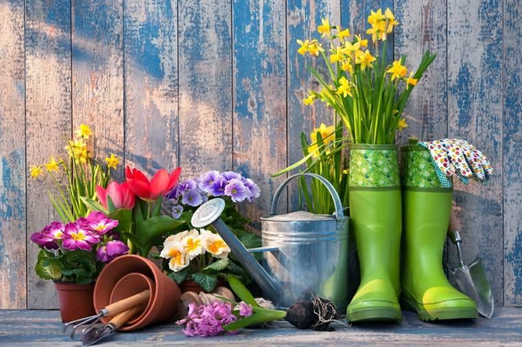 decoración-de jardines nuevas tendncias