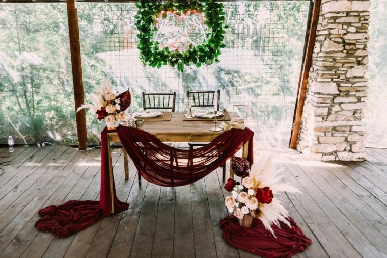 decoracion-mesa-novios-boda-ideas