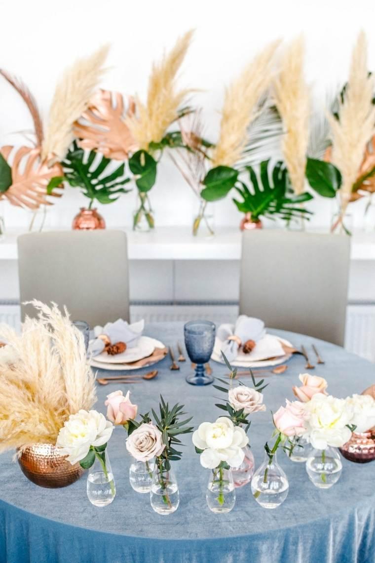 detalles-flores-decorar-mesa-boda