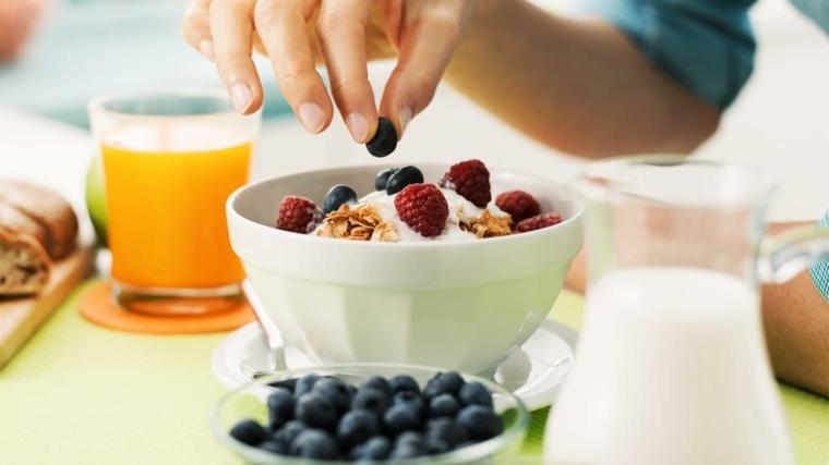 dieta para adelgazar desayuno