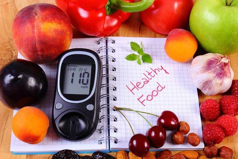 dieta para diabéticos alimentos