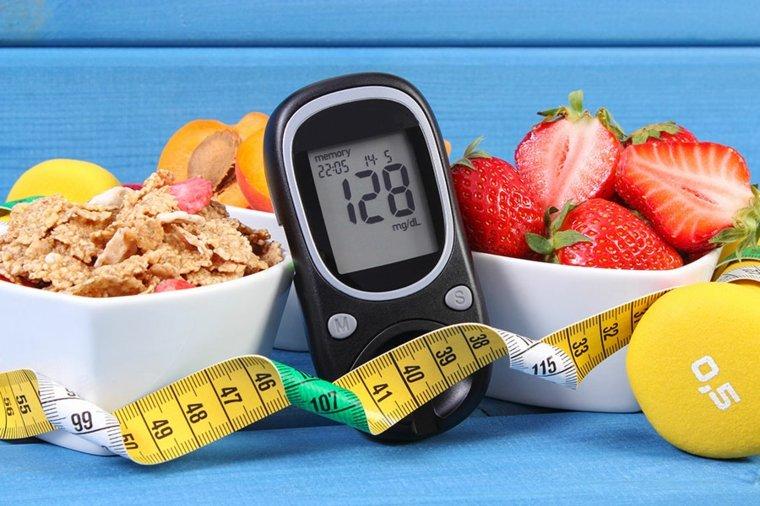 dieta para diabéticos y deporte