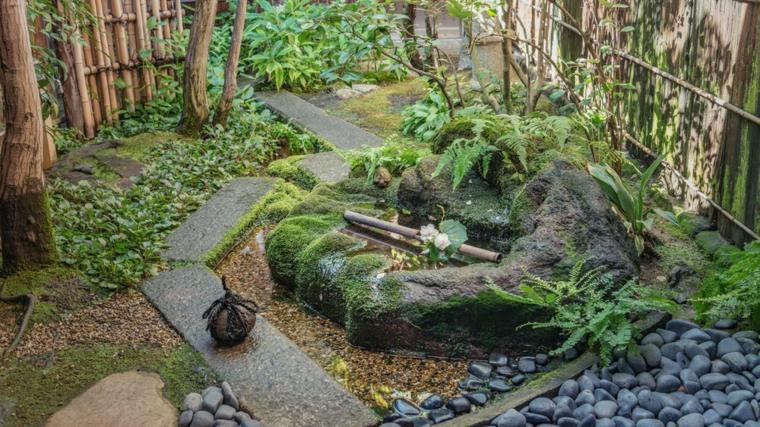 Wabi Sabi garden design