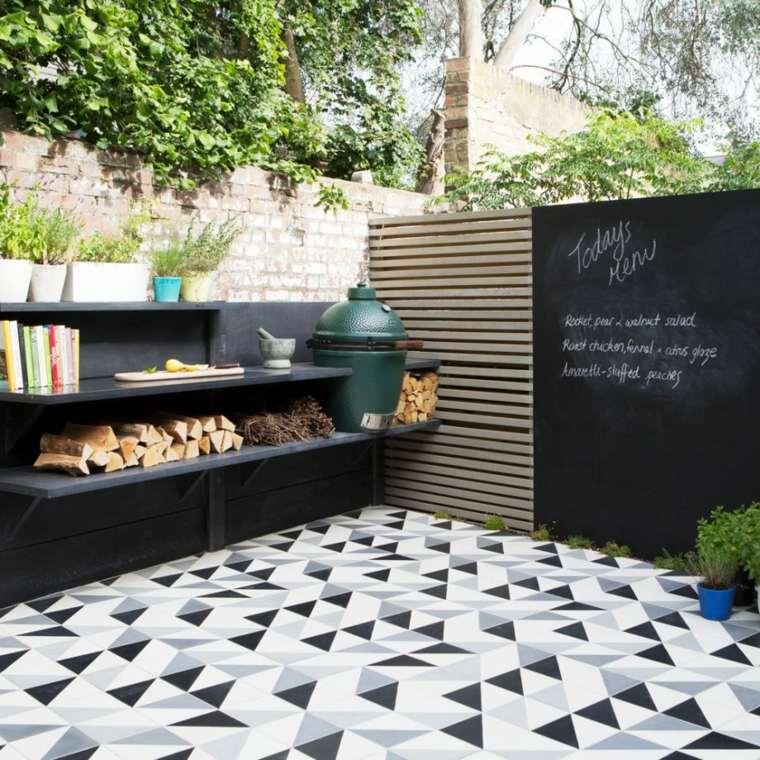 diseño de jardines de moda