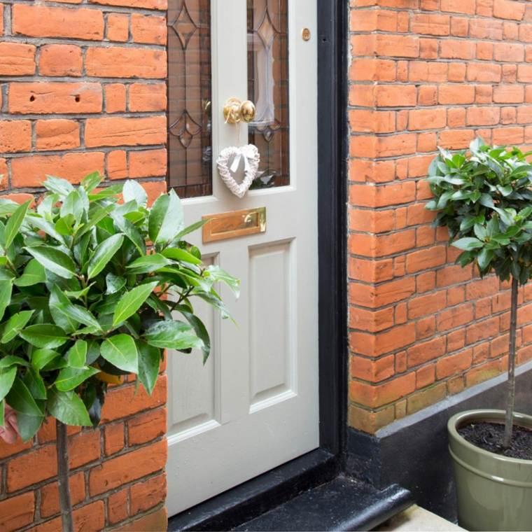 diseño de jardines entrada