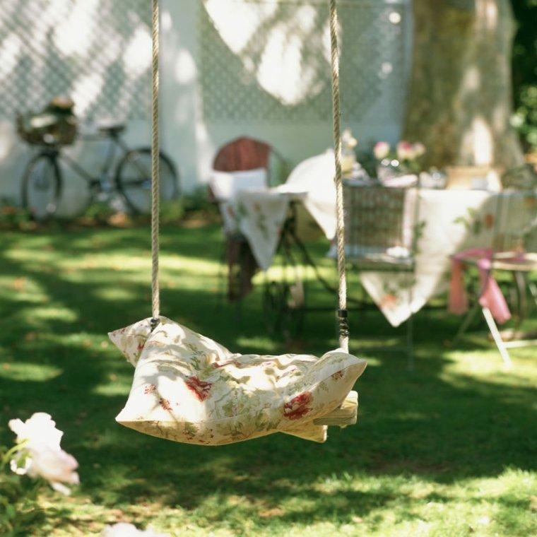diseño de jardines rincones de relajamiento