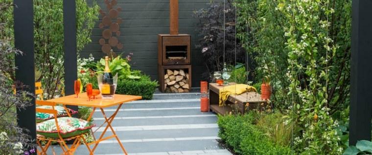 diseño de jardines tendencias