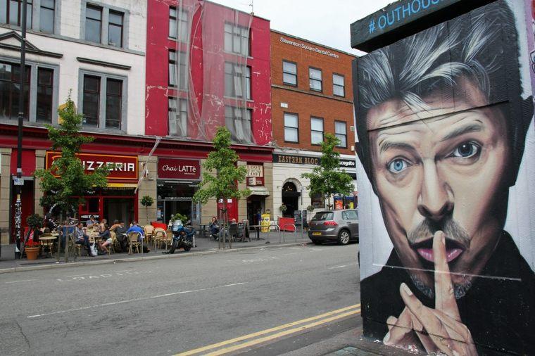 el arte callejero de Akse