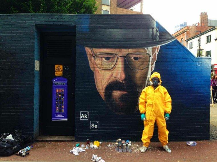 el arte callejero