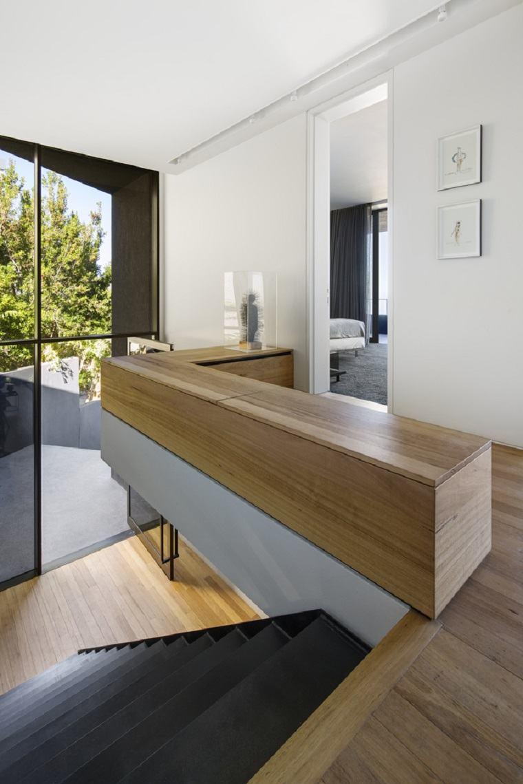 Diseño de interior sencillo y moderno