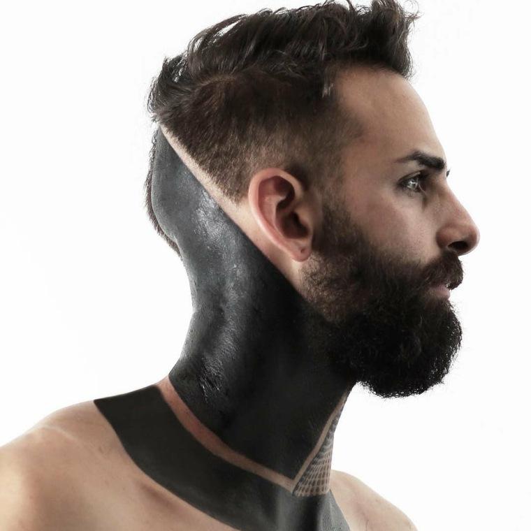 ideas de tatuajes en la cabeza