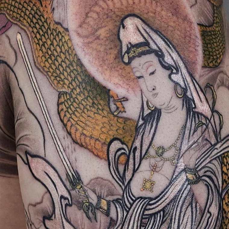 ideas de tatuajes modernos