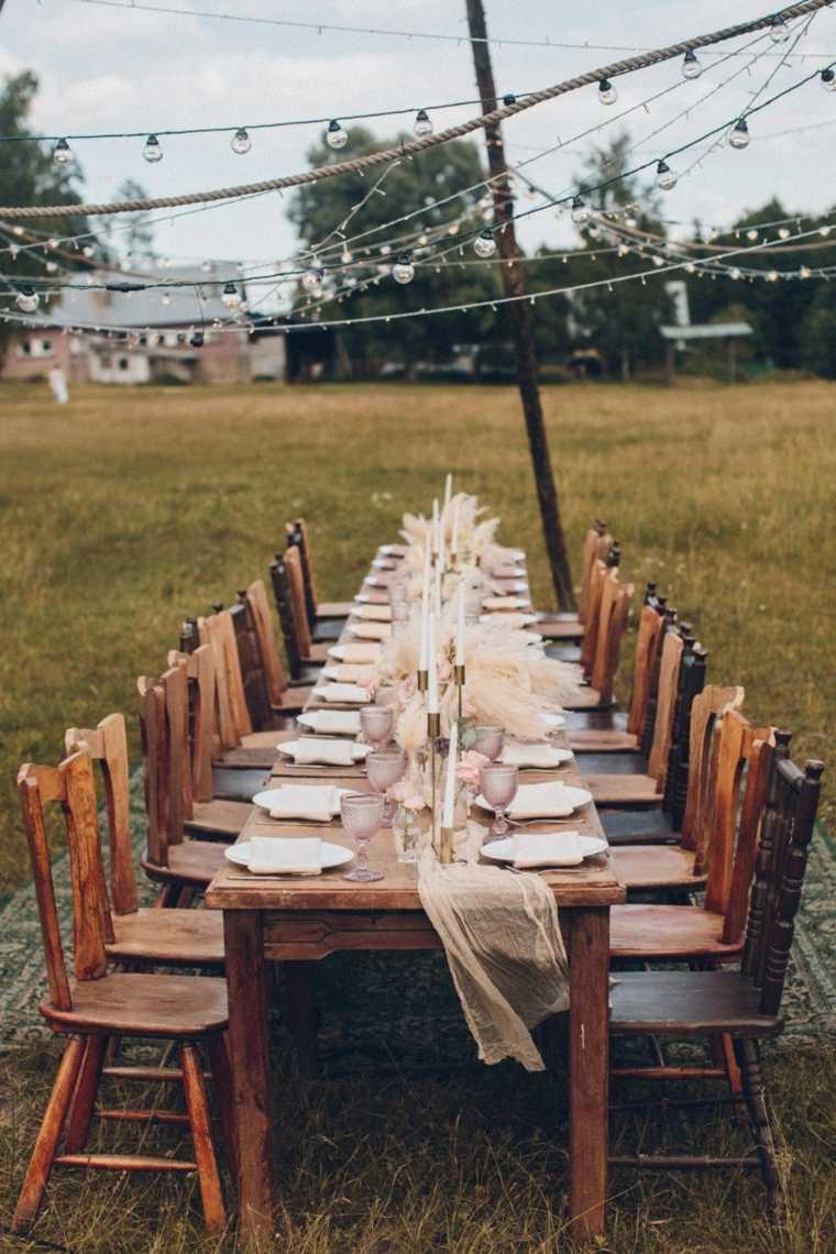 ideas mesa-boda-boho-chic-diseno
