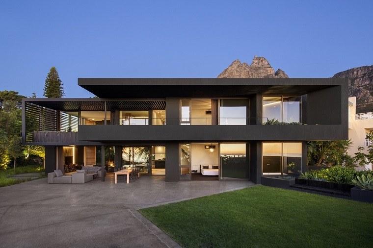 diseño de La casa Cranberry