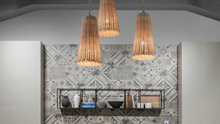 lámparas de mimbre ideas-diseno-Maurizio-Bernabei-cocina
