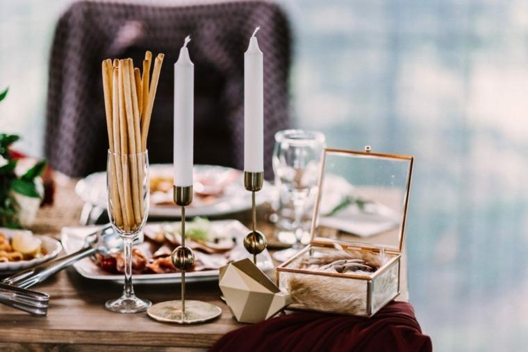 mesa-velas-decoracion-opciones-boda-boho-chic