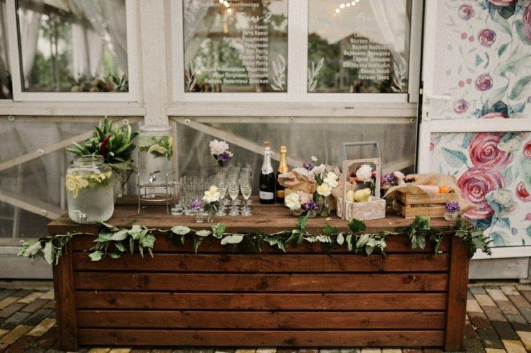 mesa-vinos-boda-decoracion-boho-chic