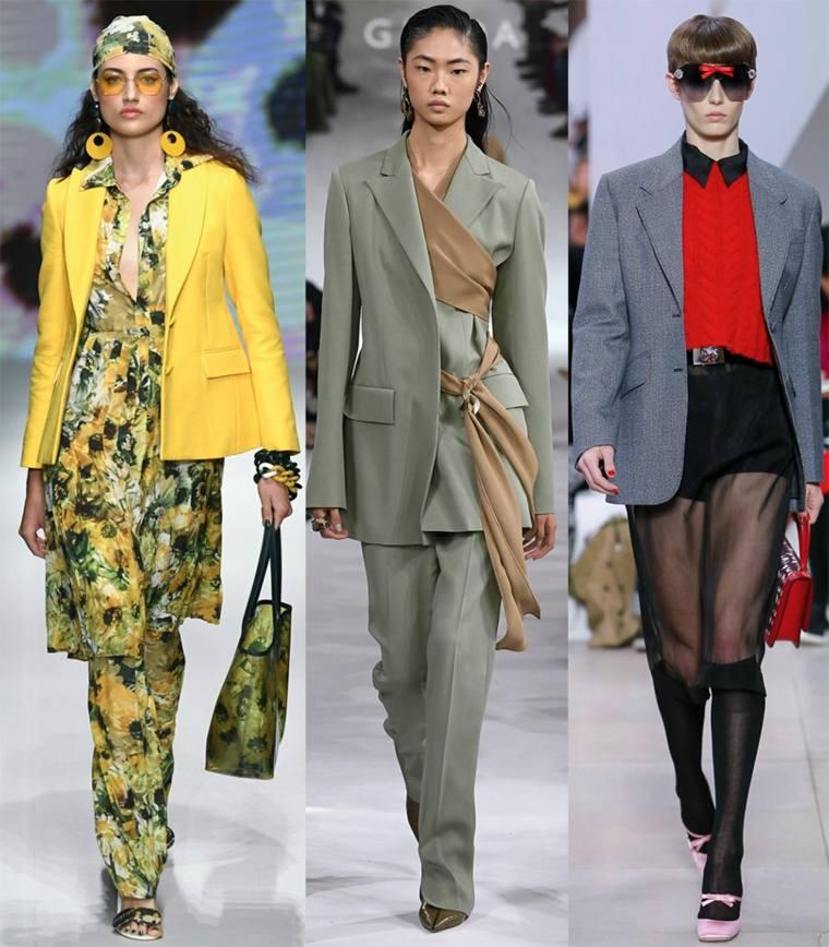 Resistente Vaticinador dosis  Moda primavera verano 2019 - Las tendencias en ropa de mujer -