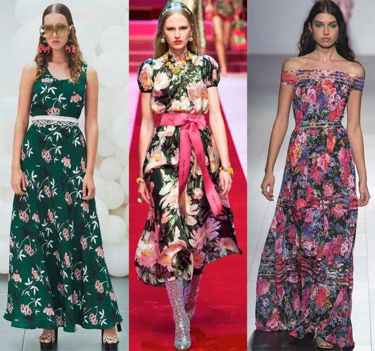 moda primavera verano 2019-vestidos-largos