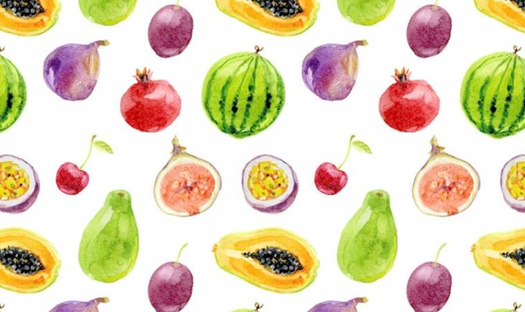 nutrición intuitiva frutas