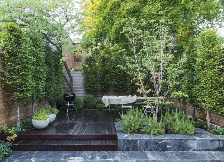 suelo-marmol-negro-barbacoa-jardin