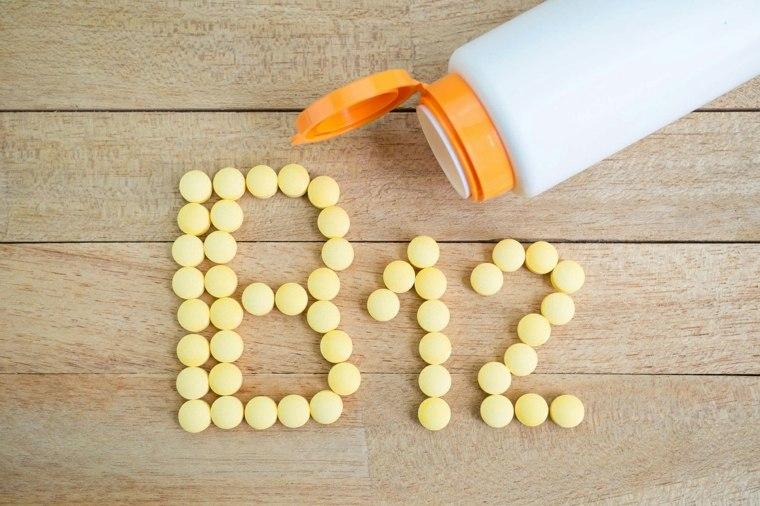 suplementos con vitamina b12