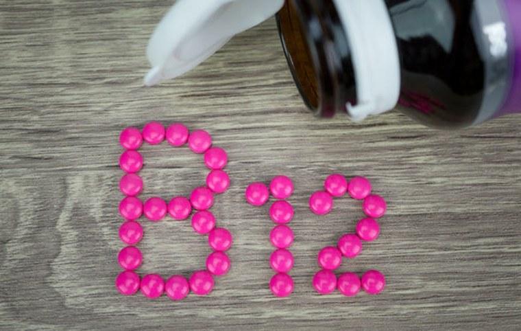 tabletas de b12