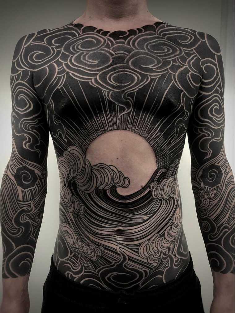 tatuajes en tendencia cuerpo