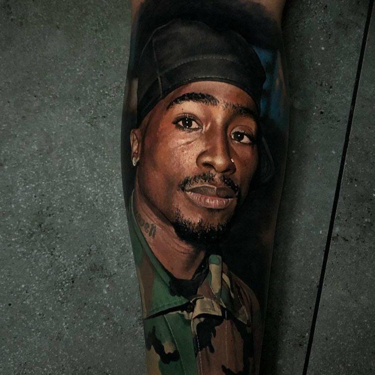 tatuajes en tendencia retratos