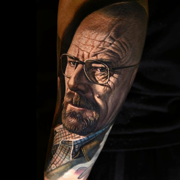 tatuajes modernos realistas