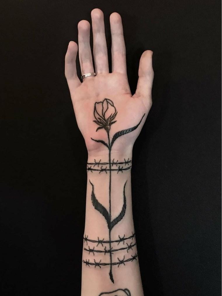 tatuajes modernos vintage